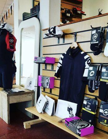 Bike Shed – Bike Shop and Cafe