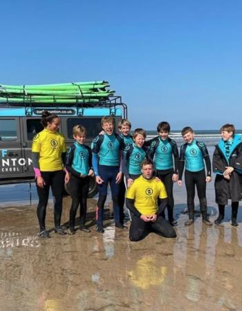Surf Saunton