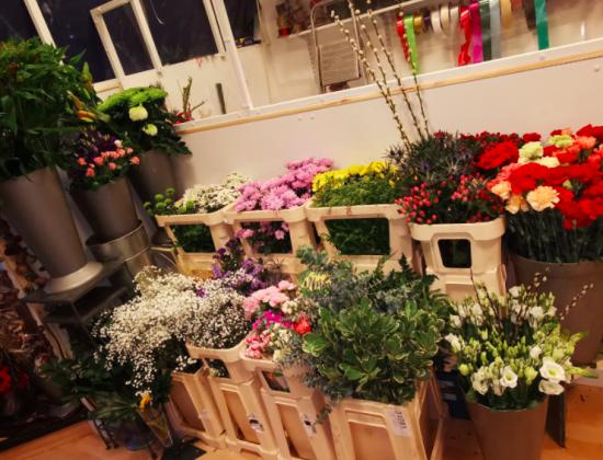 Teasles Florist