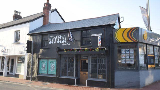 Ayka Rum Bar, North Devon