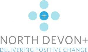 north devon + logo