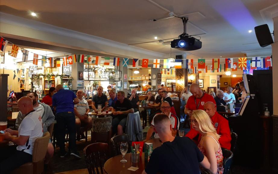 Best Bars in Devon to watch Euro 2020